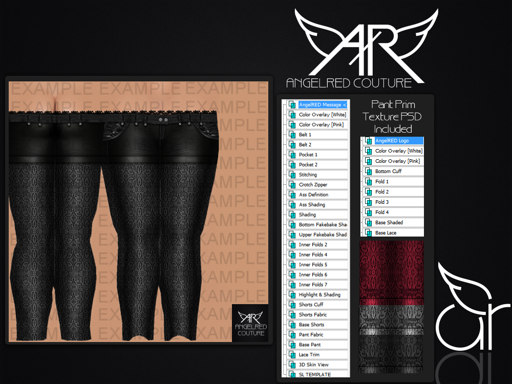 templates | AngelRED Couture