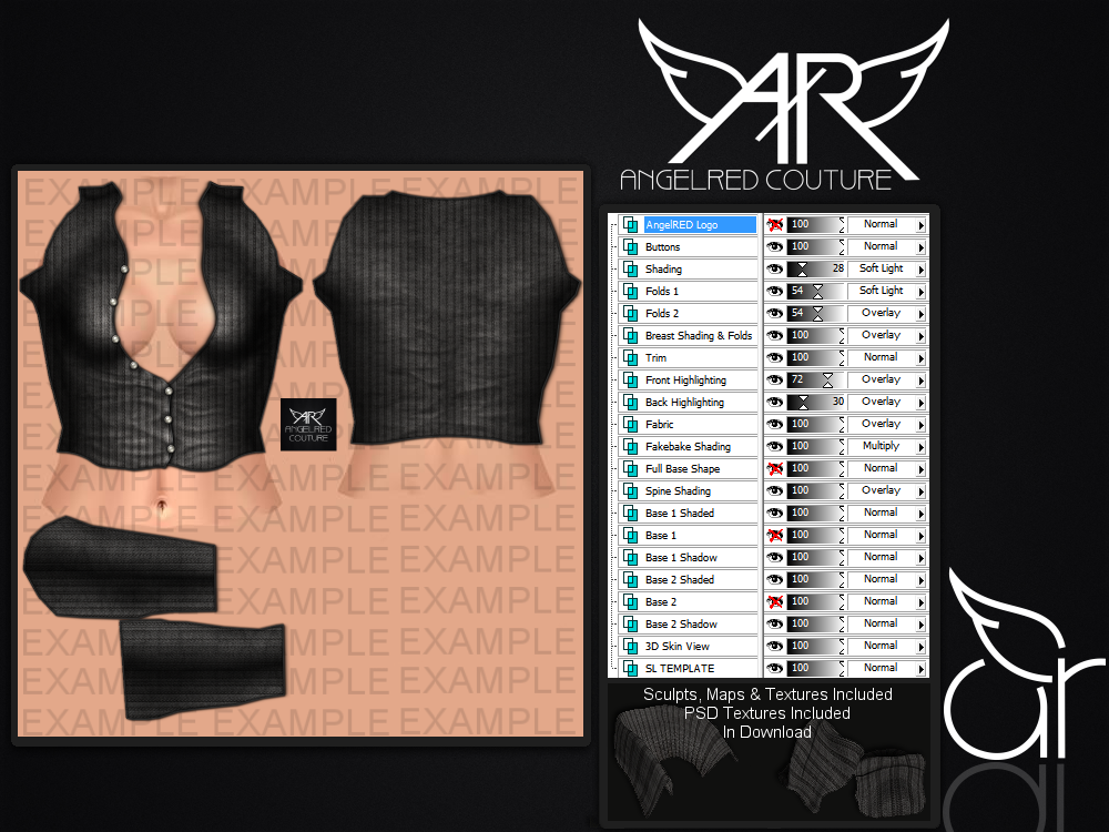 Design Outfits Template