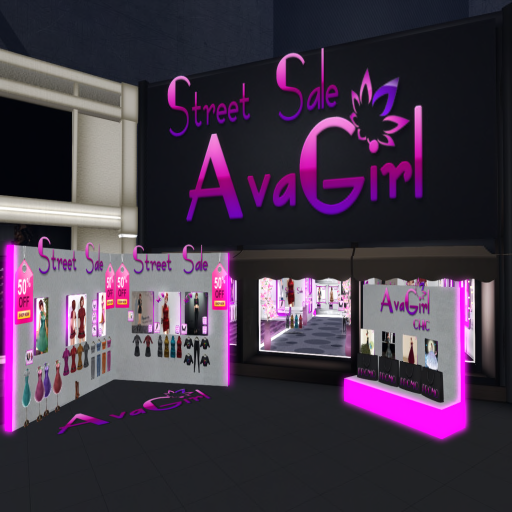 Street SALE AvaGirl @ AngelRed