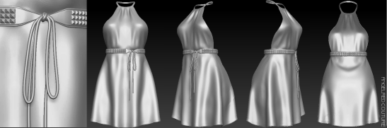 AvenueDress 360 Mesh Preview