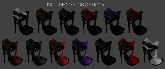 Forever Color Options