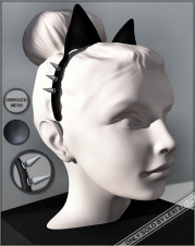 Cat Ears Headband DEMO
