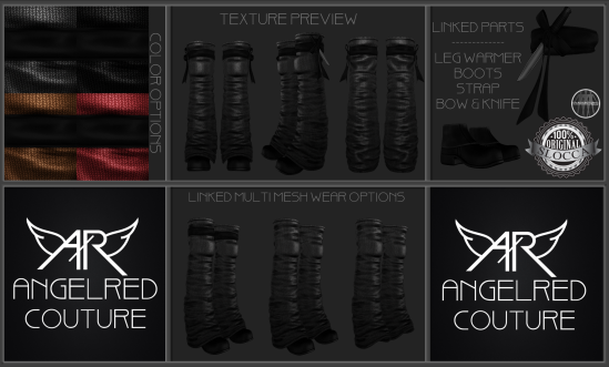 DEFIANCE Texture & Wear previews